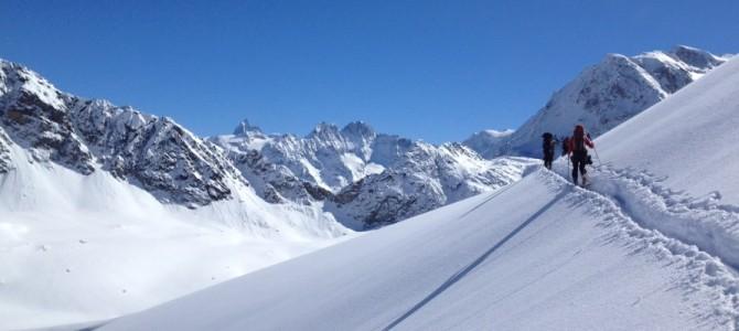 Bericht: Skitour Haute Route Teil 1