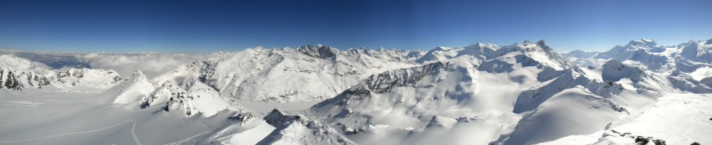 Panorama Rosablanche