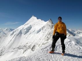 Skitour aufs Bishorn