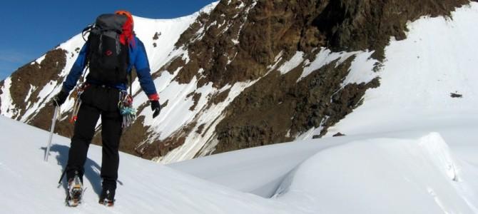 Bericht: Hochtour Überschreitung der Ötztaler Wildspitze (3768 m)