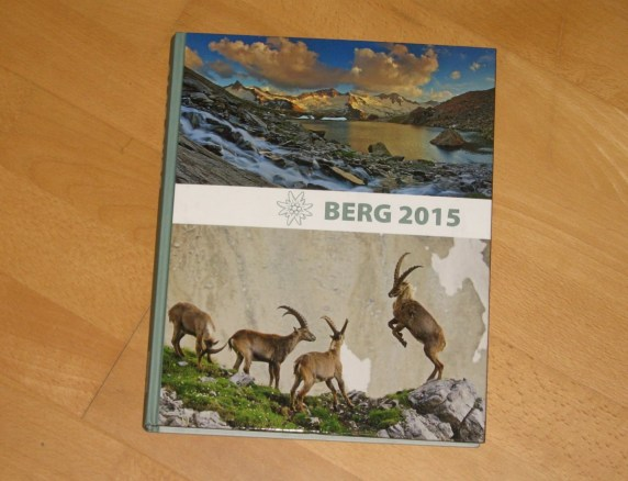 Alpenvereinsbuch Berg 2015
