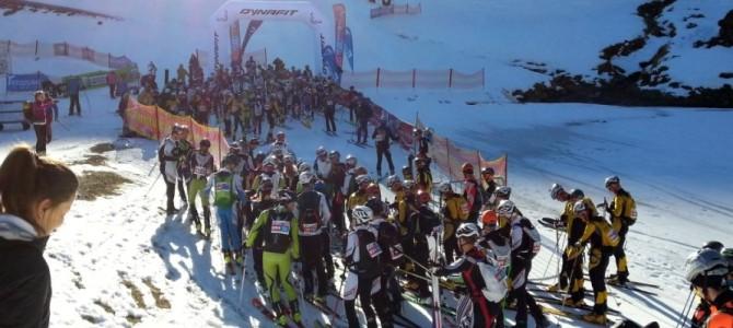 Bericht: Skitourenrennen am Kitzsteinhorn