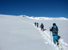 Skitour Monte Cevedale4