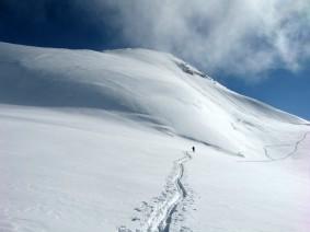 Skitour Monte Cevedale