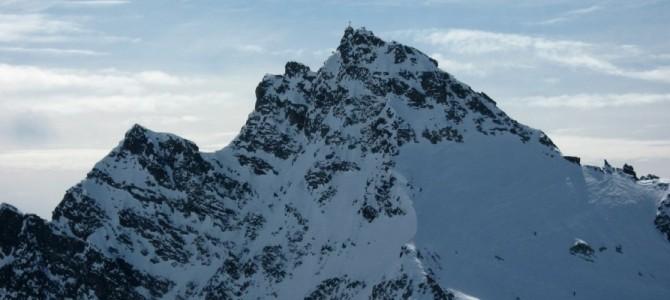 Bericht: Skitour Dreiländerspitze (3197 m)