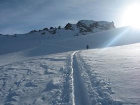 Skitour Dreiländerspitze