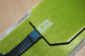 Repariertes Skitourenfell K2-Backup