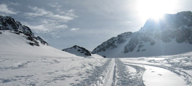 Bericht: Skitour Ochsenkopf (3057 m)