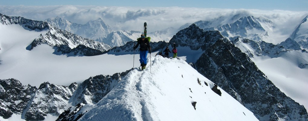 Bericht: Skitour Schrankogel (3497 m)