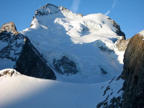 Barre de Écrins und Dôme de Neige