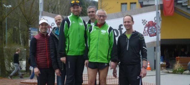 Bericht: Halbmarathon Kallmünz