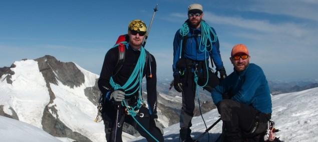Bericht: Überschreitung Piz Palü (3900 m)
