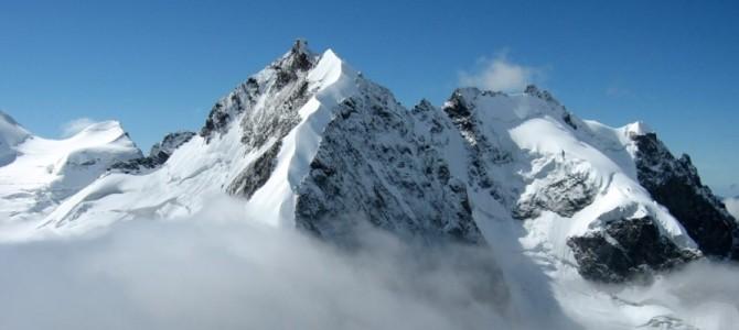Bericht: Über den Biancograt auf den <br>Piz Bernina (4048 m)