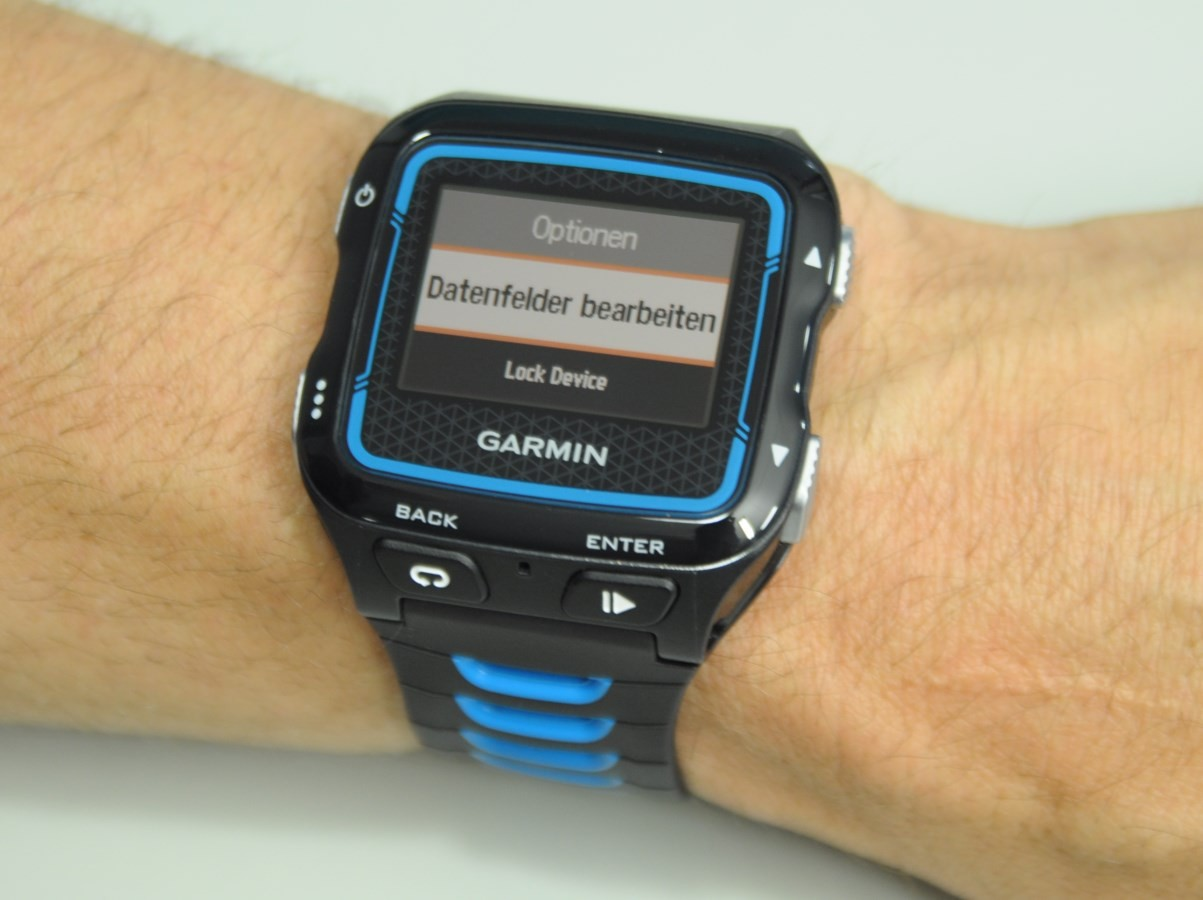 test garmin forerunner 920 xt alles nur sport. Black Bedroom Furniture Sets. Home Design Ideas