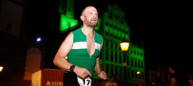 Bericht: 30k Night Light Run Augsburg