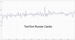 TomTom Runner Cardio Pace