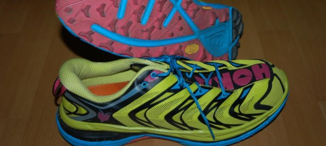 Test: Hoka Speedgoat