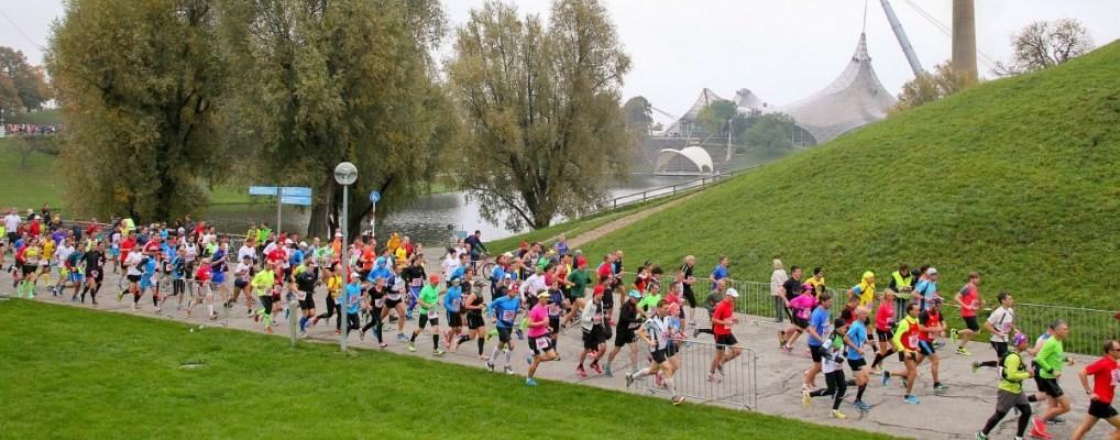 Bericht: Marathon München 2015
