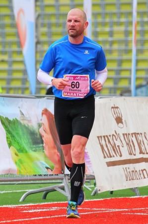 Muenchen Marathon 2015