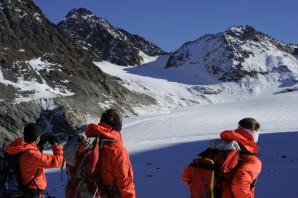 Skitour mit adidas Outdoor und Bergzeit