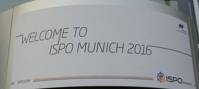 Das war die ISPO 2016