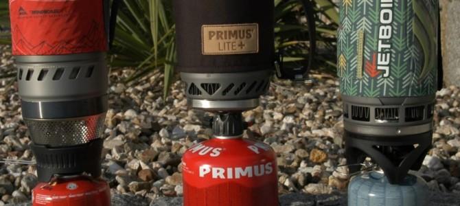 Test: Drei Gaskocher bis 1 Liter Topfvolumen
