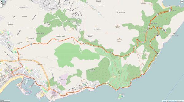 Trail_Alcudia