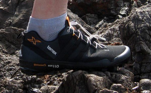adidas Terrex x-king auf Mallorca im Test