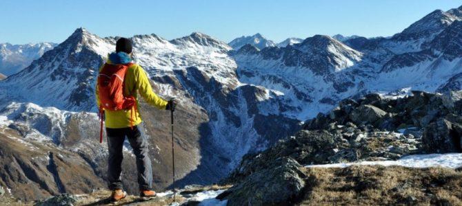 Bericht: Bergtouren ums Sadnighaus
