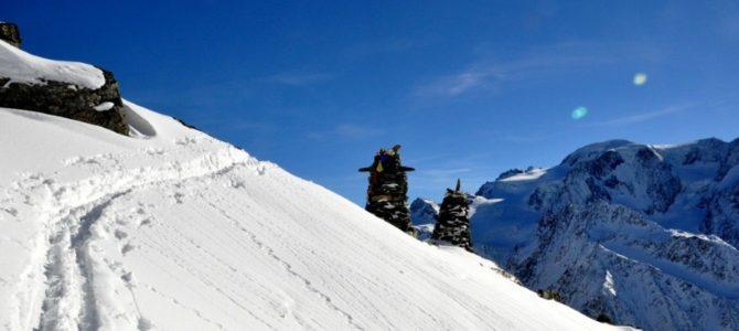 Bericht: Skitour Haute Route 2.0 – Tag 1