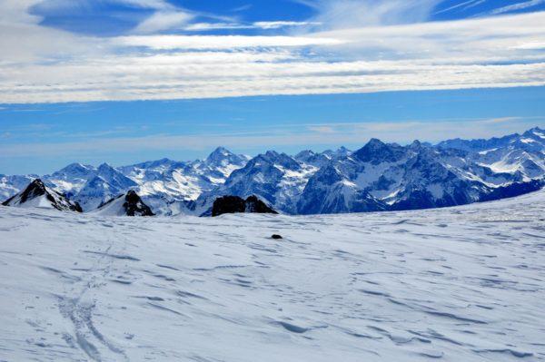 Gletscherplateau