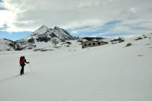 Aufstieg zur Cabane de Chanrion