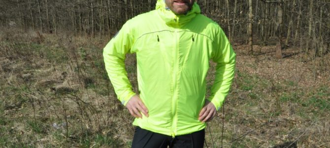 Test: Páramo Ciclo Light Jacket