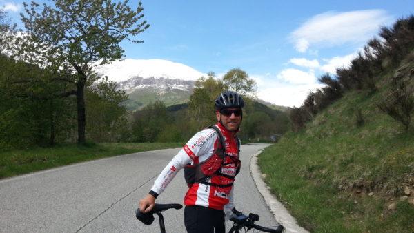 Vor dem Monte Vettore