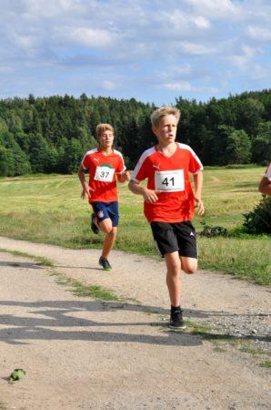 Fotos: 19. Waldnaabtal-Crosslauf – 2,5 km