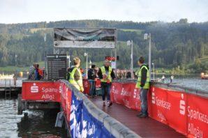 Allgäu classic KULT Triathlon Landgang