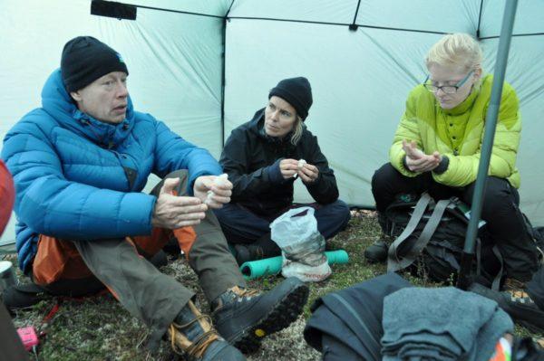 Woolpower @ Jämtland Outdoor Experience (JOE)