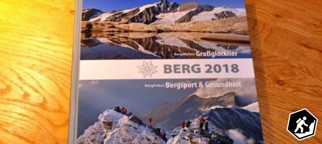 Vorgestellt: Berg 2018 <br>Das Jahrbuch der Alpenvereine