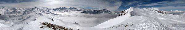 Skitour Piz Dars Corvs