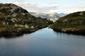 Wanderung Øygardstølen - Kjeragbolten - Flørli
