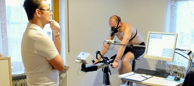 Trainingssteuerung und Leistungsdiagnostik