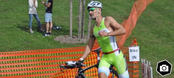 Fotos: Seenland Triathlon 2018 – 2. Wechsel