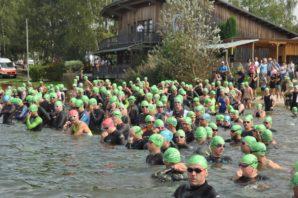 Seenland Triathlon Steinberger See 2018