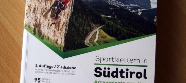 Buchvorstellung: Sportklettern in Südtirol
