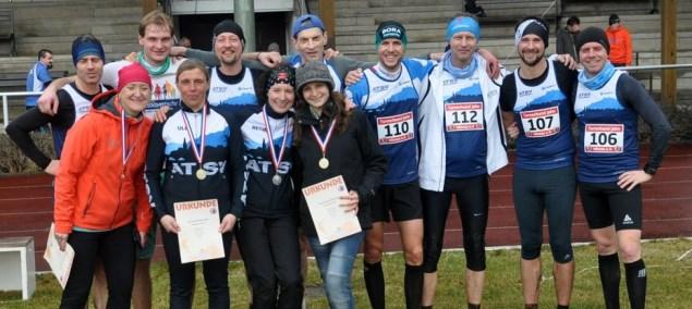 Fotos: Oberpfalzmeisterschaft Crosslauf 2019 in Wiesau Männer AK Langstrecke