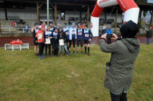 Oberpfalzmeisterschaft Crosslauf 2019 in Wiesau Männer AK Langstrecke