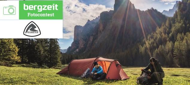 Bergzeit Fotocontest: Gewinne ein Outdoor-Adventure Set von Robens