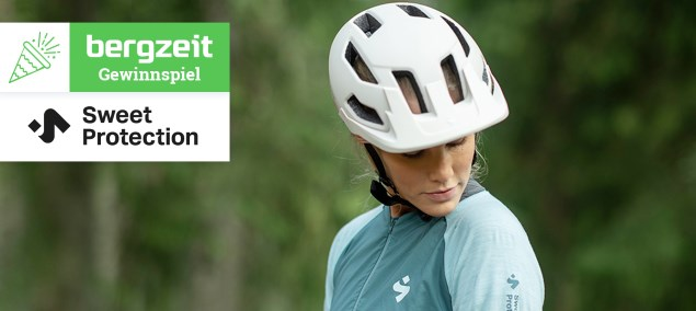 MTB-Outfit von Sweet Protection