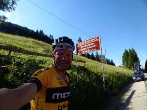 Rad Race Tour de friends 2019 - Augsburg nach Feltre