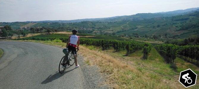 7 Radtage in Südtirol und Norditalien